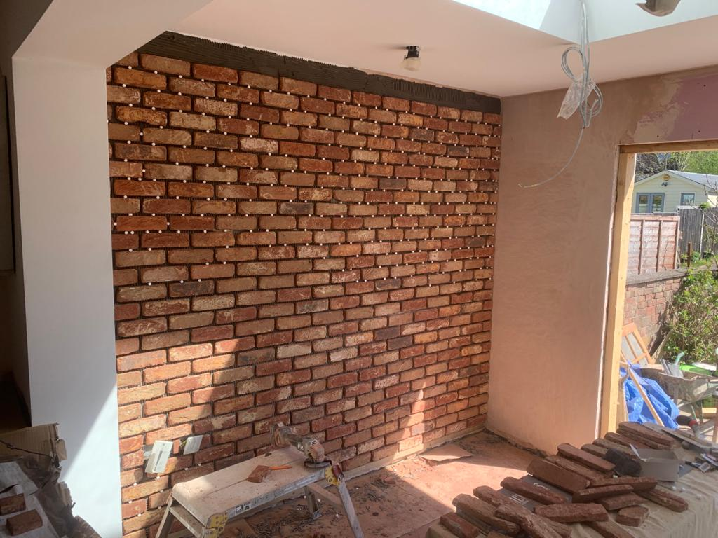 full rear back house extension bromley
