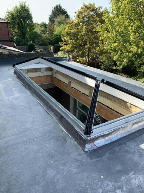 Fibre Glass Roofing Sidcup