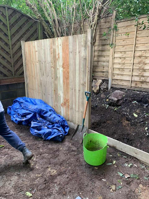 garden renovation bromley