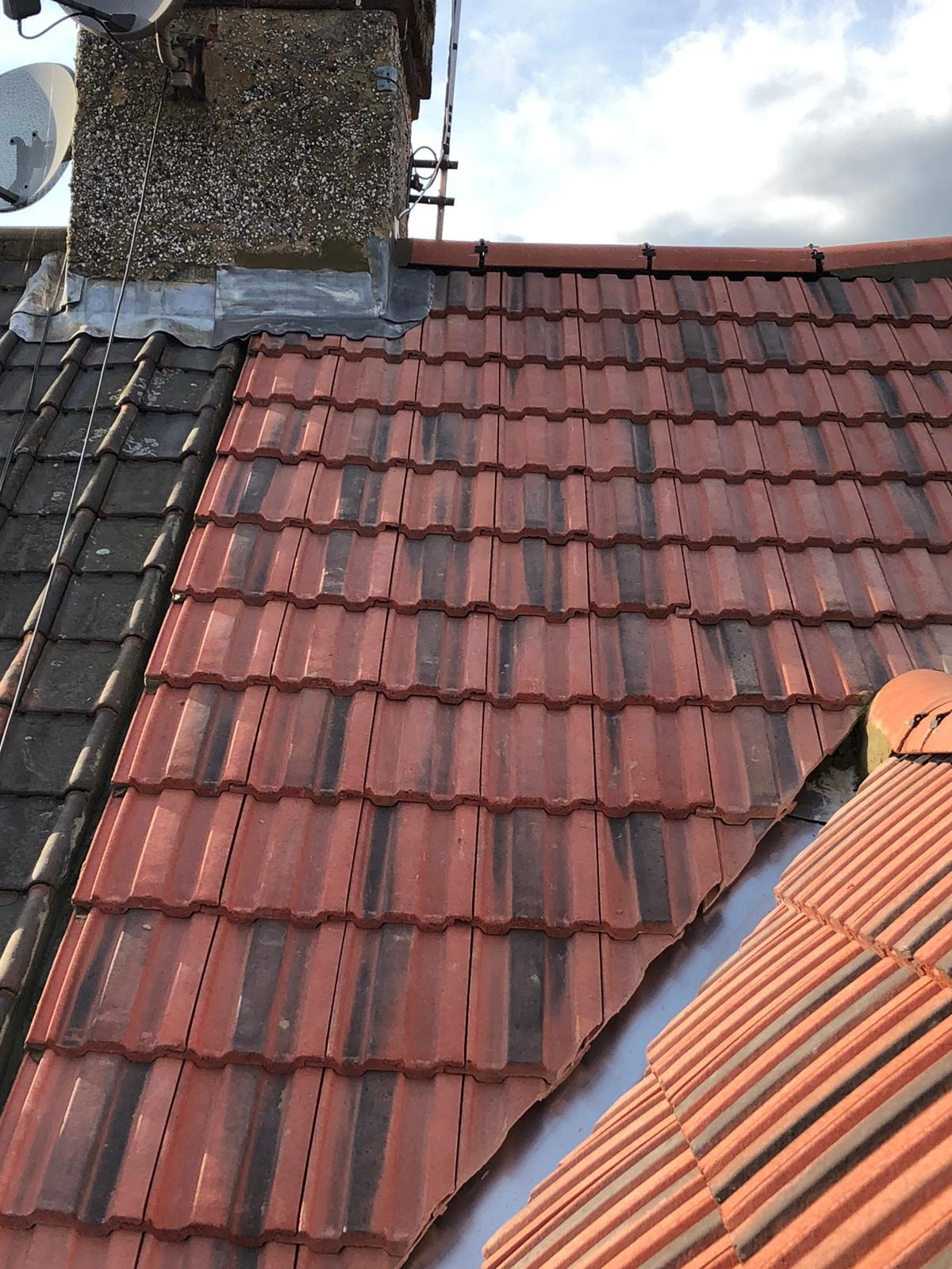 Roofer in Orpington