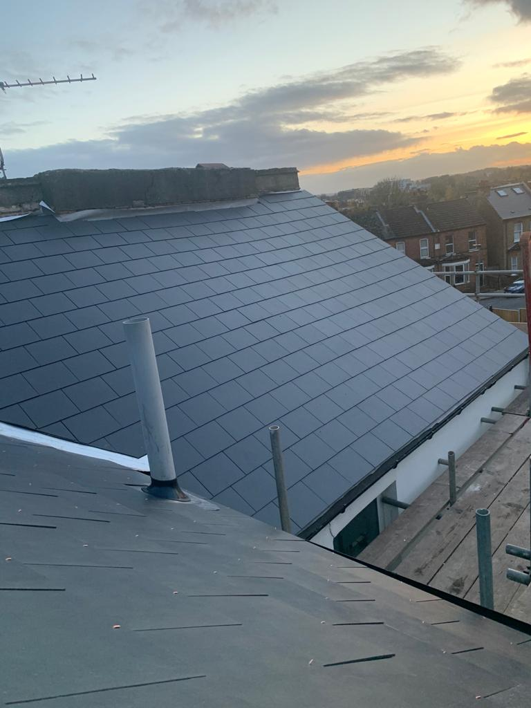Structural Roof Repair Bromley