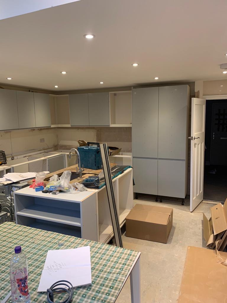 bromley kitchen fitter