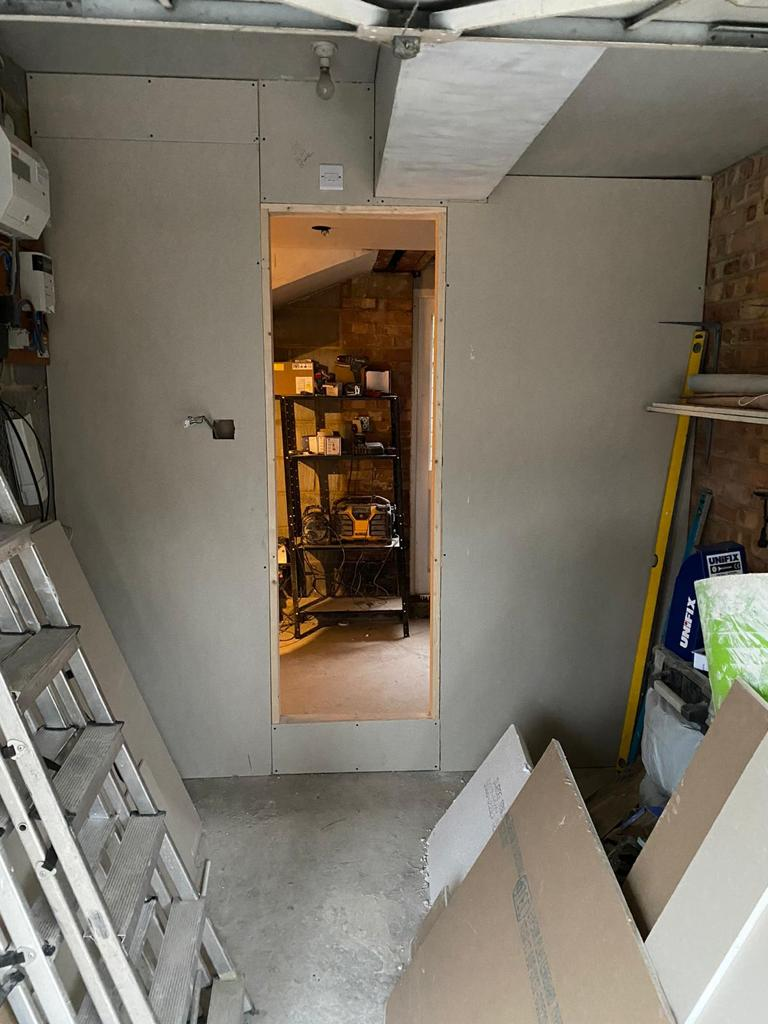 garage conversion petts wood