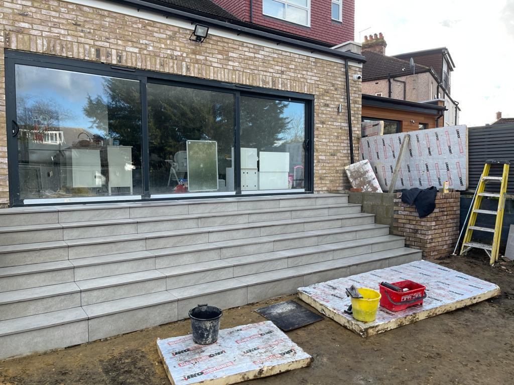 rear extension builder beckenham