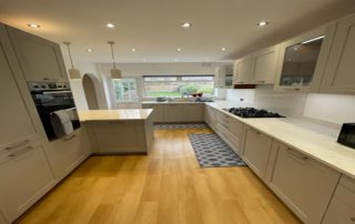 Kitchen refurbishment Bromley