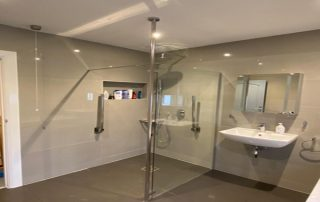 disability shower bathroom bromley