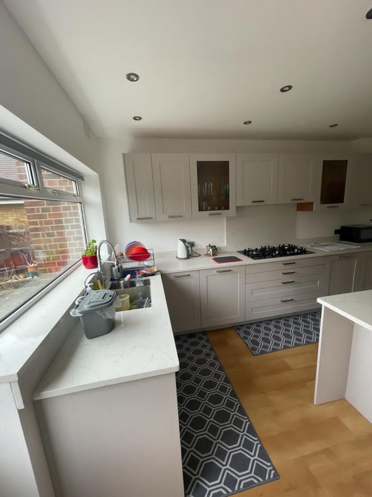 Kitchen refurbishment Bromley