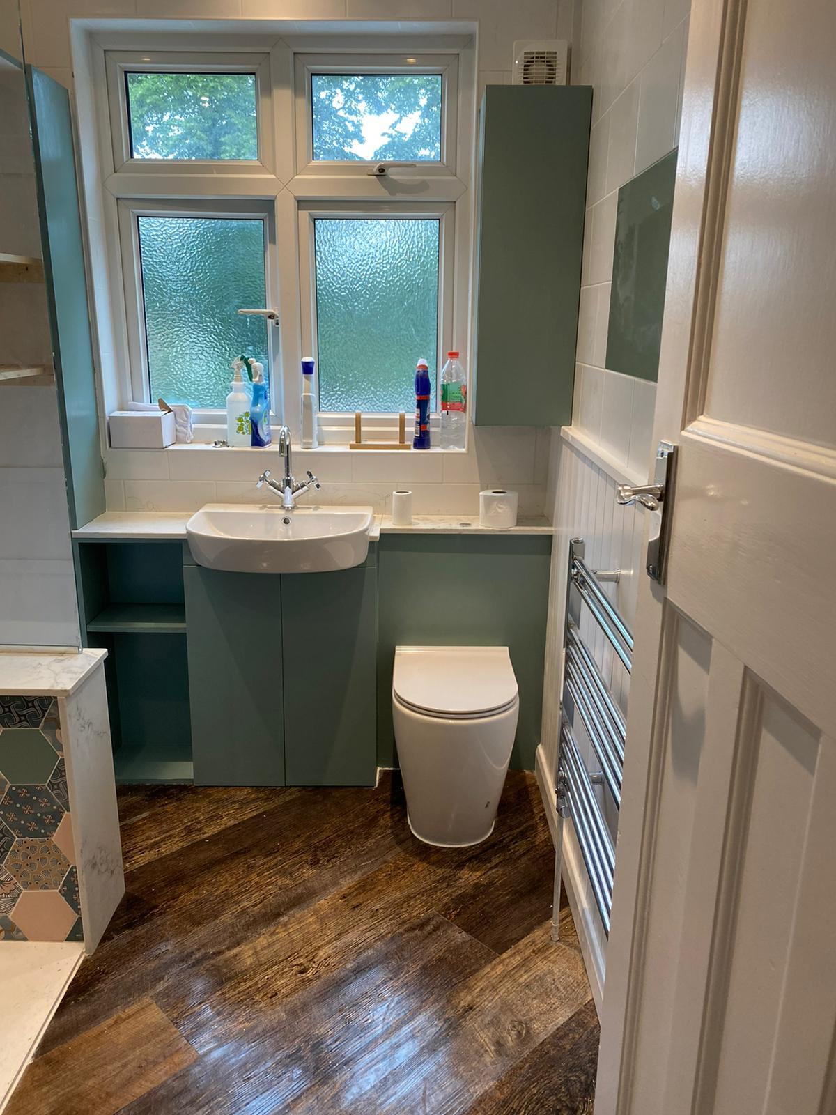 Bespoke Bathroom Fitters Bromley
