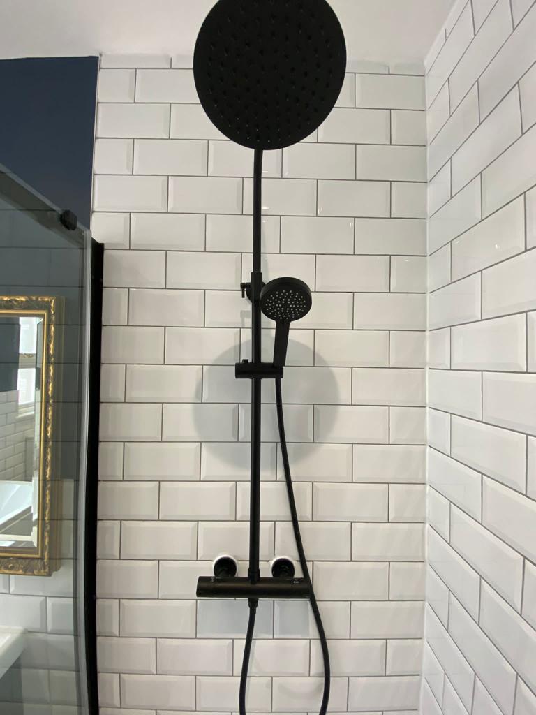New Toilet Bathroom Built in Beckenham