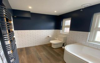 New Toilet Bathroom Built in Beckenham main