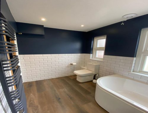 Utility Room and Downstairs Toilet Build Beckenham BR3