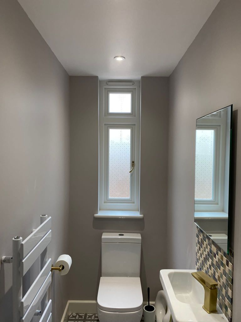 Utility Room & Downstairs Toilet Beckenham BR3